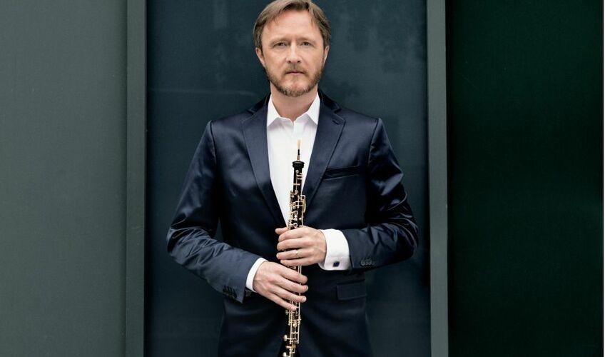 Albrecht Mayer (c) Harald Hoffmann
