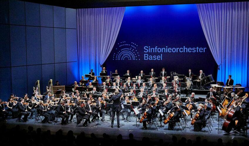 Sinfonieorchester Basel (c) Benno Hunziker